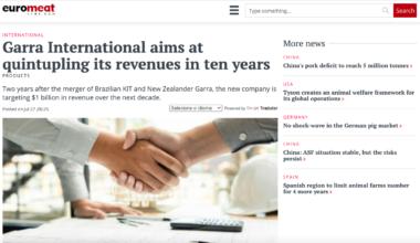 Garra in the news Garra International